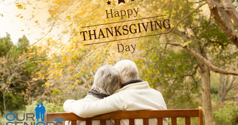 Happy Thanksgiving from OurSeniors.net!