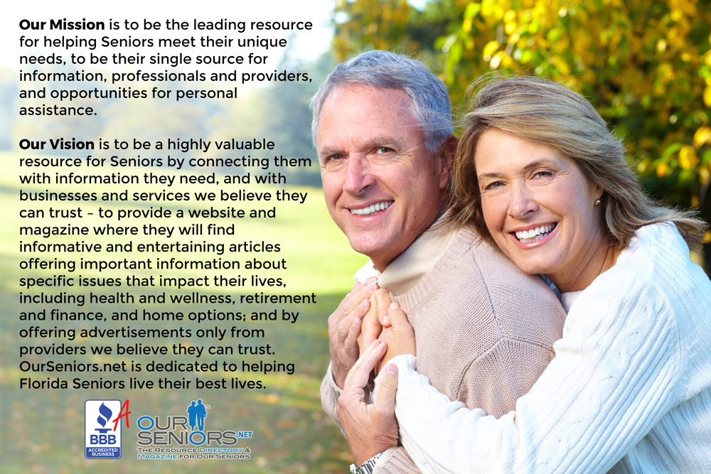 OurSeniors.net Mission & Vision