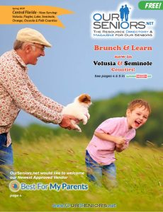 OurSeniors.net Magazine - Spring 2019