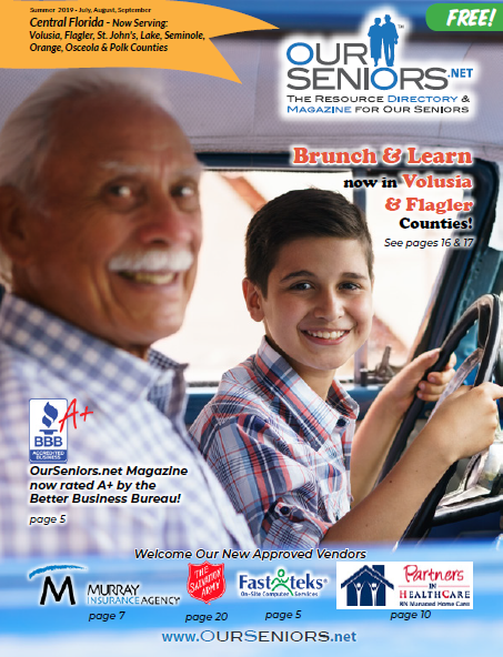 OurSeniors.net Magazine - Summer 2019