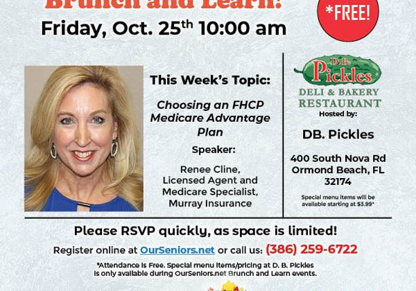 Attend the Oct 25th Brunch and Learn