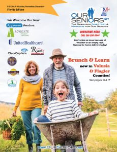 OurSeniors.net Magazine - Fall 2019