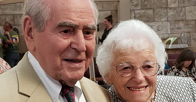 Amazing Seniors: Jerry and Esther Krueger