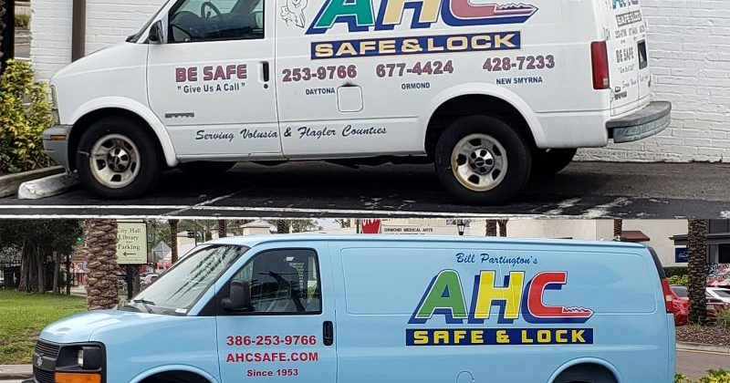 AHC Safe & Lock is going through an upgrade